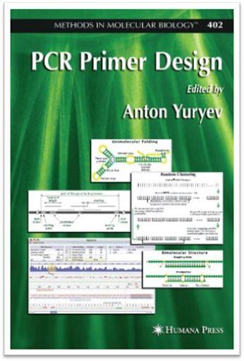 Methods in Molecular Biology Vol.402 - PCR Primer Design, 432 Pages   Sách Việt Nam