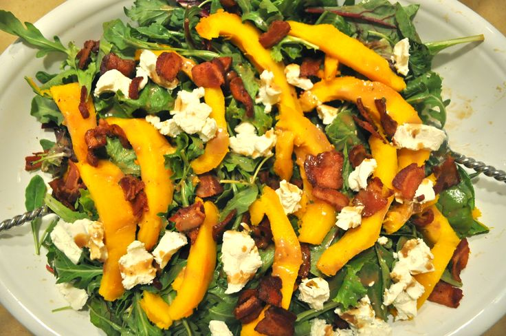 Squash salad, Roasted butternut squash and Roasted butternut on ...