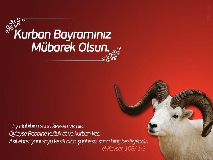 Kurban Bayramınız Mübarek Olsun - http://www.aligultekin.com.tr/kurban-bayraminiz-mubarek-olsun-2016