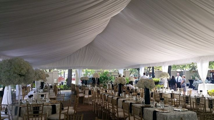 Event & Party Rentals - Tents- Weddings - Lighting-Tampa
