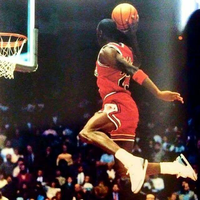 MJ can fly