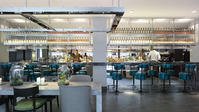 75 best cool restaurant interiors and locations images on for Cool boutique hotels london