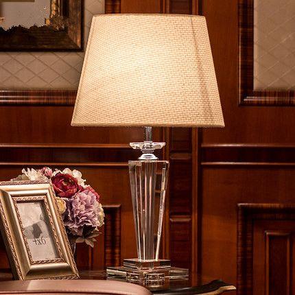 Aliexpress.com'da SMART COB LIGHTING LIMITED'dan Yüksek Kalitede LED Masa Lambaları, güzel kaliteli kısılabilir kristal masa lambası oturma odası yatak odası başucu lambası deco lüks kristal lamba gövde amerikan tarzı ile ilgili daha fazla bulun LED Masa Lambaları.