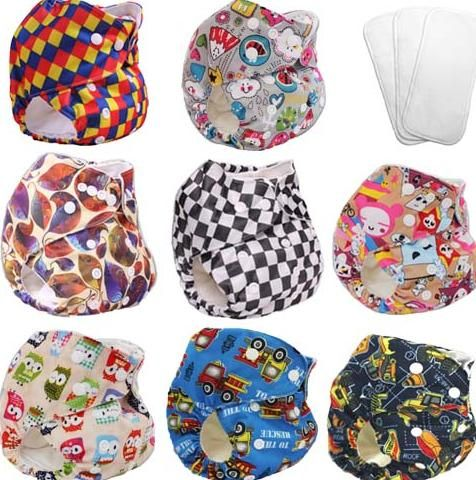 cheap diy baby cloth diapers