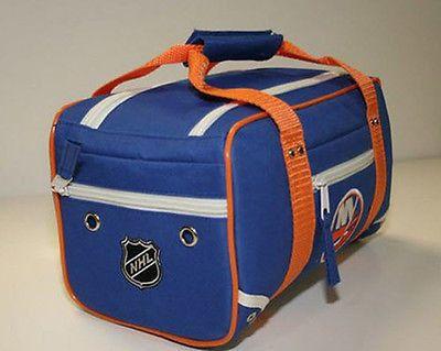 NHL Shaving bags #nhl #shave #travel #storage #nyislanders #newyorkislanders