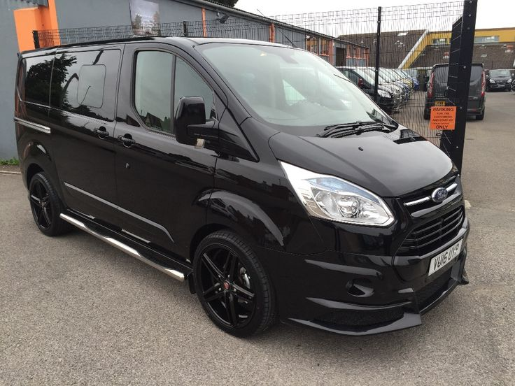 Ford Transit Custom 170 BHP L1 H1 LTD 290 EURO 6 PANEL VAN 2.0