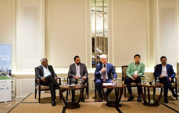 Maritime CEO Forum: Shipping anywhere from 30 to 500 years behind the technology curve