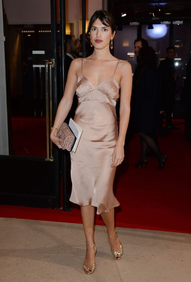 Césars 2017 Jeanne Damas look