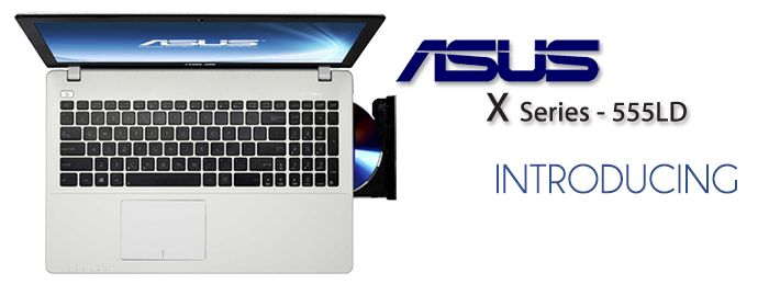 The official introduction ASUS X555LD Laptop... http://www.artakam.com/fa/index.asp?P=NEWSVIEW&ID=122