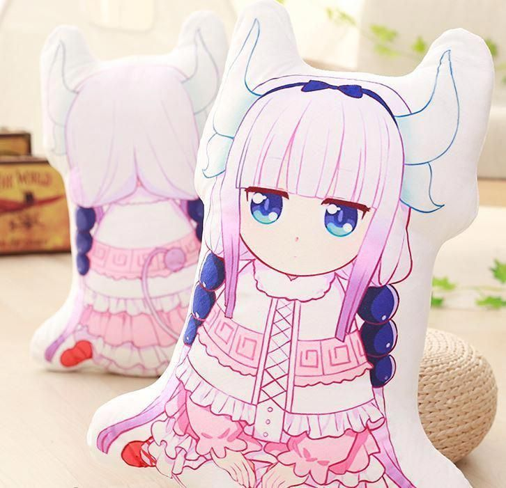 Kanna Kamui Plush Pillow | Anime, Cute