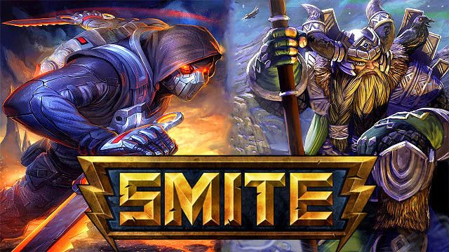 Smite – darmowa gra fantasy MOBA