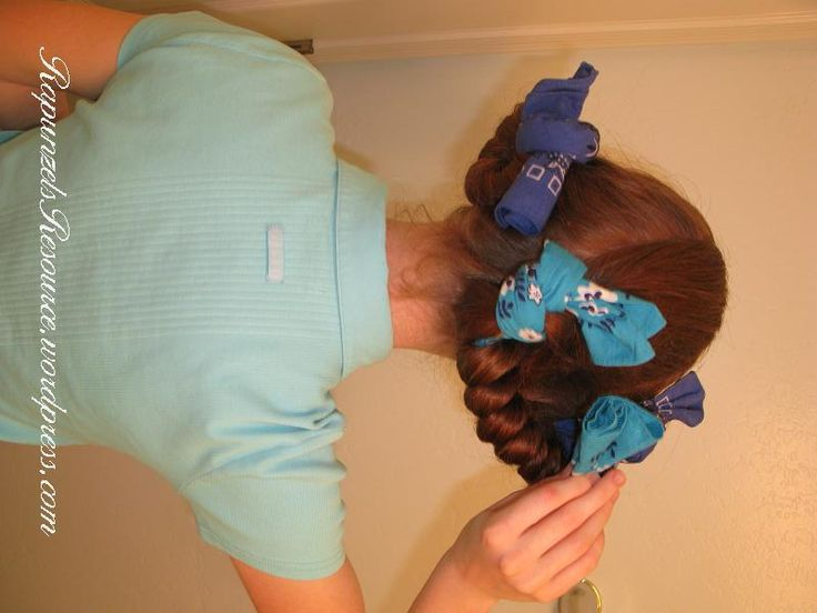 bandana curls (3)