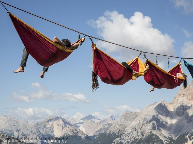 Ticket To The Moon hammock are featured on the daily favorite photos, chosen by National Geographic editors.
