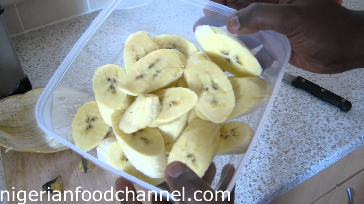 Great How to fry Plantain (Dodo) | Nigerian Food Recipes | Nigerian Cuisine | African Food
