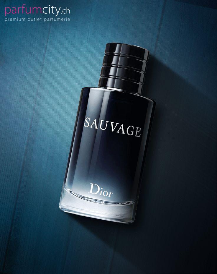 Christian Dior Sauvage Das Herrenparfum Sauvage symbolisiert Abenteuer und Freiheit.