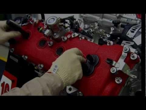 Come è fatto : motore Ferrari HD - YouTube