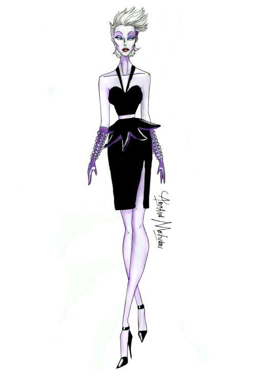 Ursula by Armand Mehidri