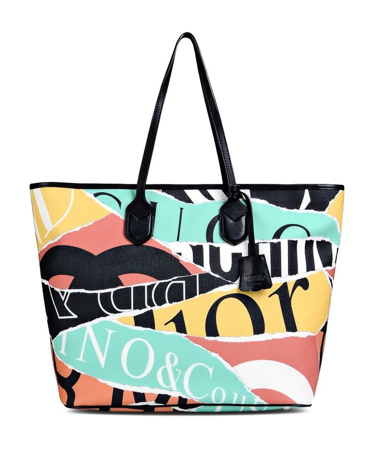 Check Out Tote Bag Moschino Women On Online Ans Secure Payment And Worldwide Delivery
