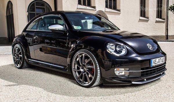 New Beetle is sexy ... sexy black 2015 | VW Beetle Modified | Pinterest | Sexy, Volkswagen and ...