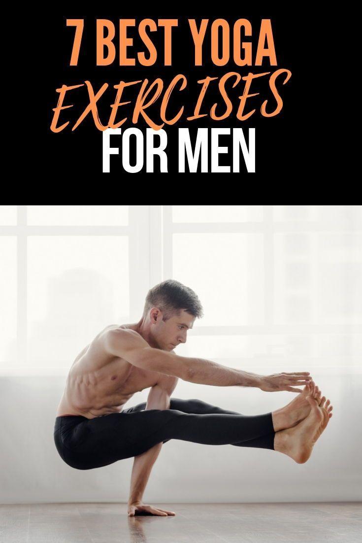 7 besten Yoga-Übungen für Männer