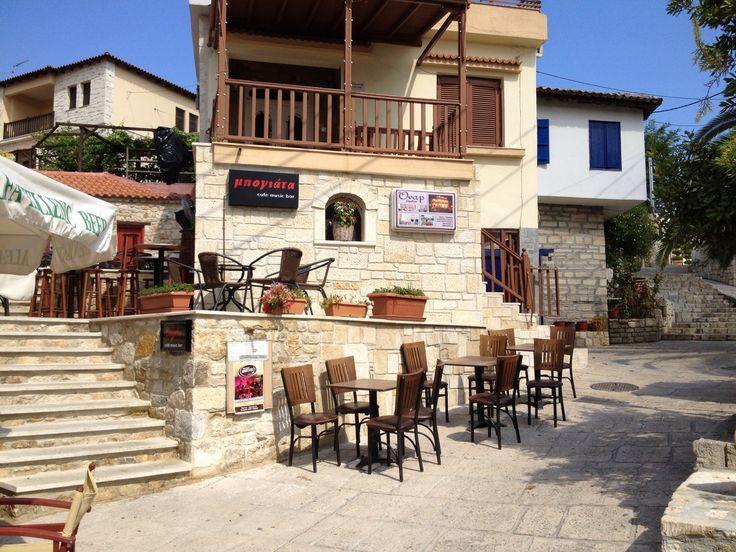 Afitos,  Halkidiki, Greece.