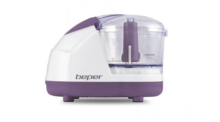 Beper 90.330F Mini tocator, mov - Preparare - Beper.ro