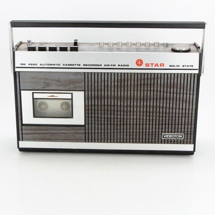 Radiomagnetofon Videoton RM 4620