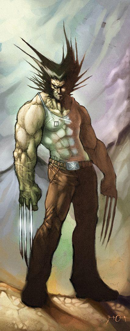 Wolverine fan art (3)