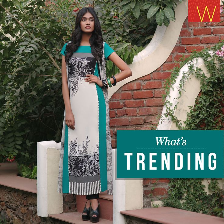 #SpringSummer #EthnicWear #Fashion #Trends