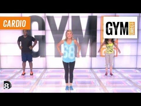Cours gym - Cardio 12