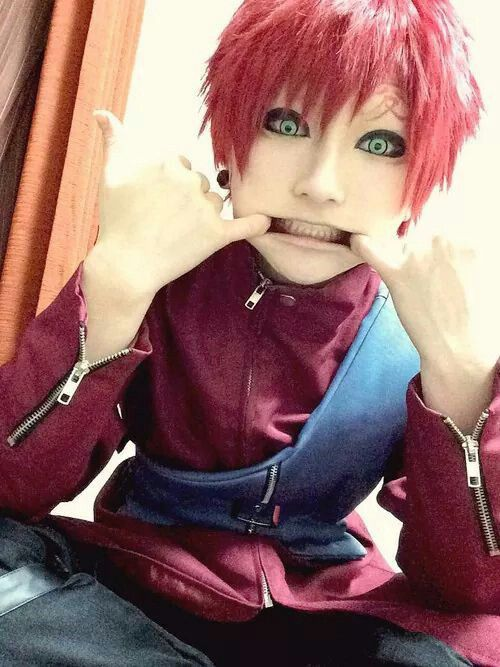 1754 Best images about Cosplay on Pinterest | Awesome ... Gaara Cosplay