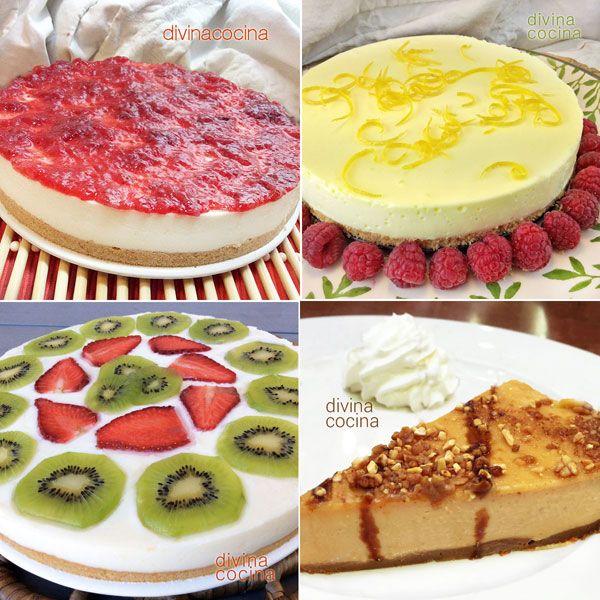 Aquí tienes una selección de tartas sin horno que siempre salen bien y que se…