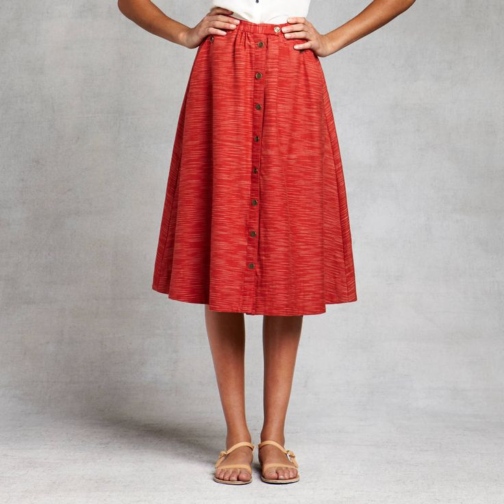 skirt by Pendleton - The Portland Collection.