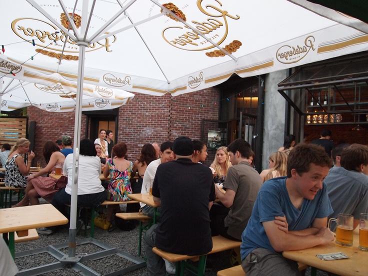 German Beer Garden Staten Island