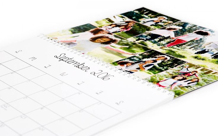 About Our Custom Calendars