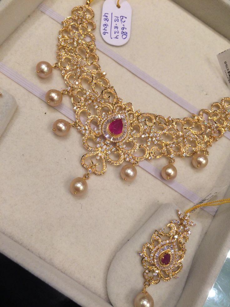 55 Gms necklace