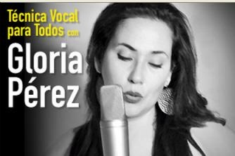 Gloria Pérez ofreció un seminario de técnica vocal a un grupo de alumnos seleccionados. Los asistentes no se perdieron un minuto de sus clases