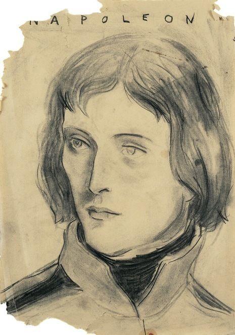 Napoleon by Elizabeth Peyton