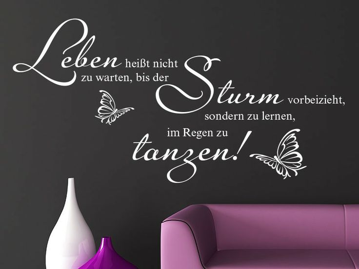 22 best images about spr che on pinterest do more - Tanzen spruch ...