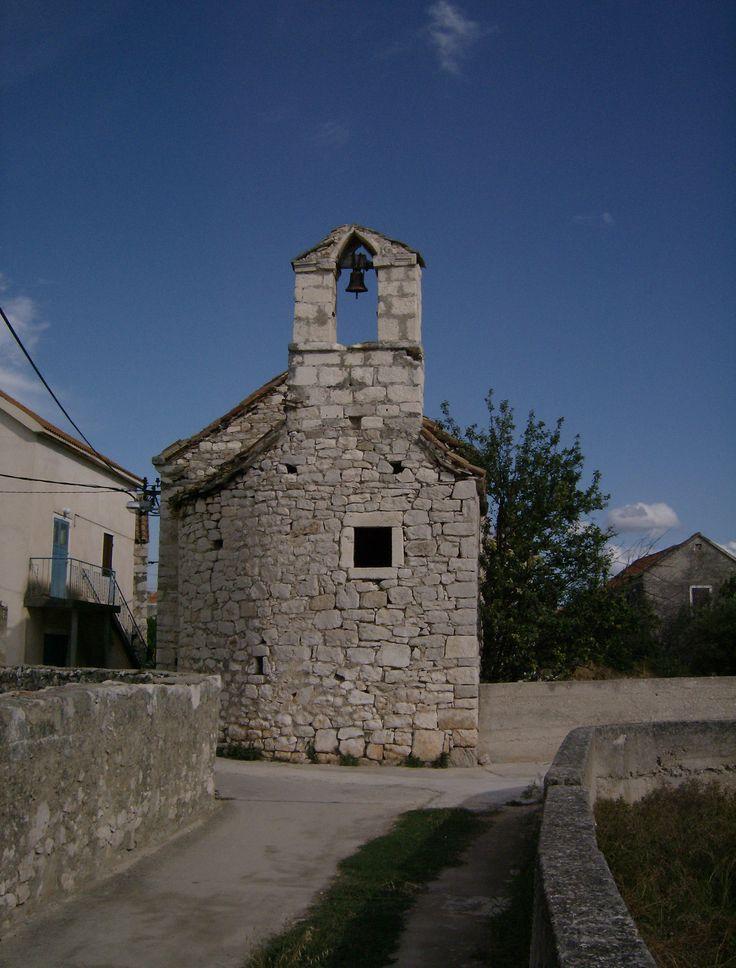 Old school house on Krapanj