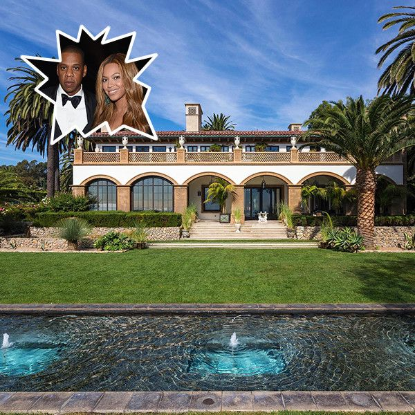 Beyonce & Jay-Z Rent A $400,000-Per-Month Malibu Mansion - The new parents have no trouble paying those bills, bills, bills.