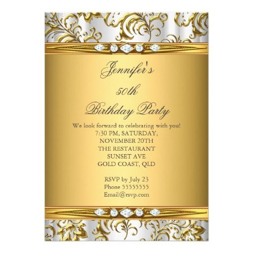 389 best Stylish Birthday Party Invitations images – 75th Birthday Invitation Cards