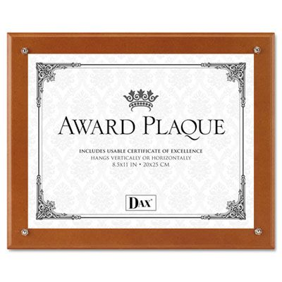 DAX N100WT Plaque-In-An-Instant Award Plaque Kit #N100WT #DAX #Frames  https://www.officecrave.com/dax-n100wt.html
