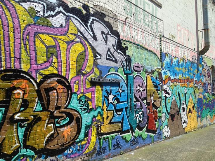 In Boardman Lane  http://www.facebook.com/KRoadNZ