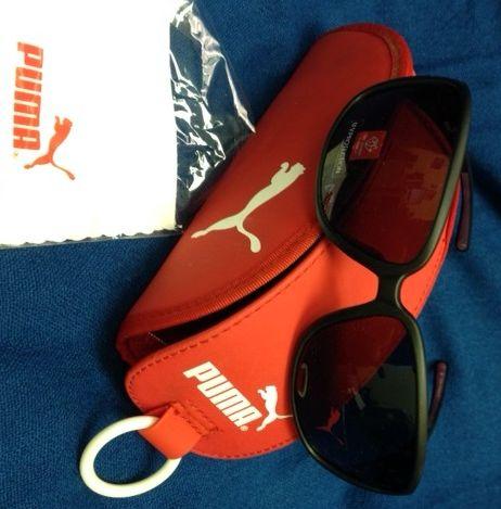 Puma Sunglasses donated by Vicky Elias, London House, retail value $140.