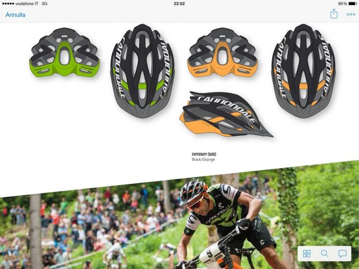 Cannondale MTB-Helm Cypher 2016