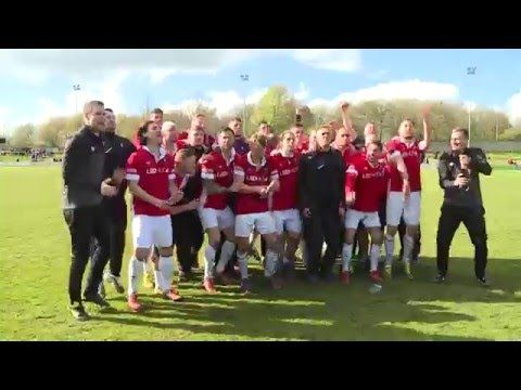 Salford City promoted 2016