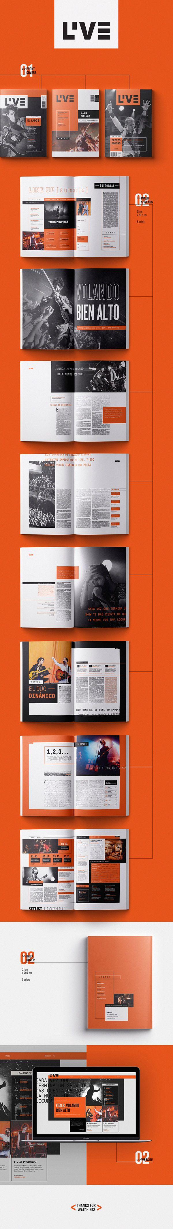 Trabajo realizado para Tipografía II Cosgaya 2016, que consiste en el diseño de una revista de creación propia. Al proyecto original se le agregó posteriormente una web que lo acompaña.