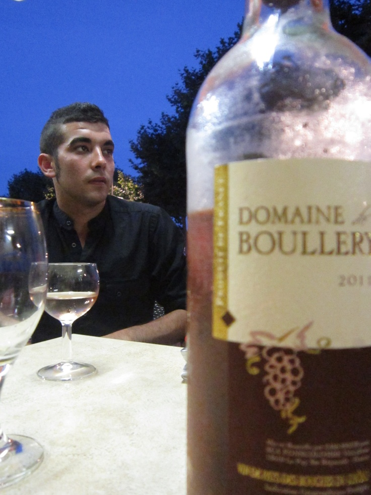 Domaine Boullery. Chateau