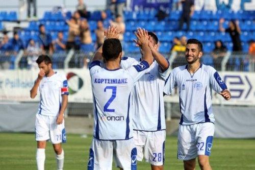 Καλαμάτα - Ρούβας 1-0 [26η αγωνιστική]